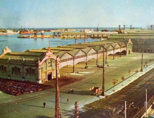 Historia de los Tinglados del Puerto de Valencia
