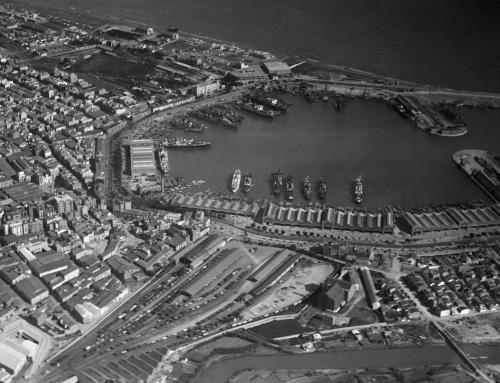 Antiguas fotos del Puerto de Valencia 1930