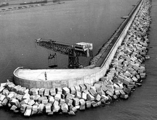Puerto de Valencia 1978