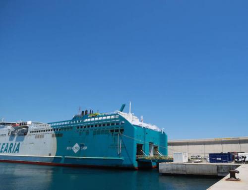 El nuevo faro del Puerto de Valencia